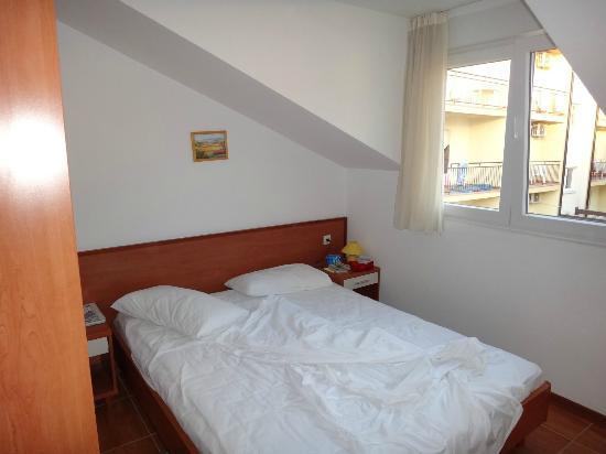 Villa Malo More: Спальня