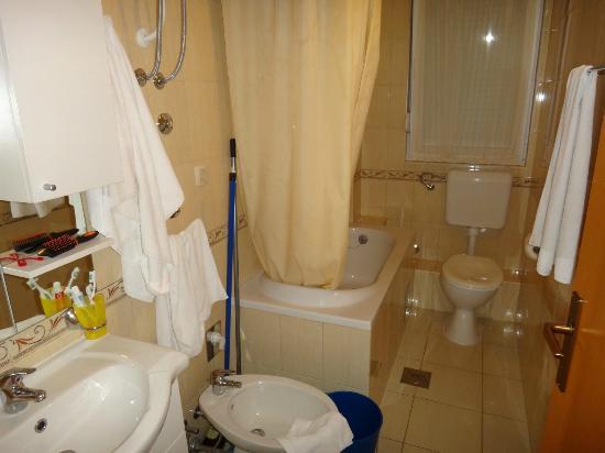 Villa Malo More: Ванная