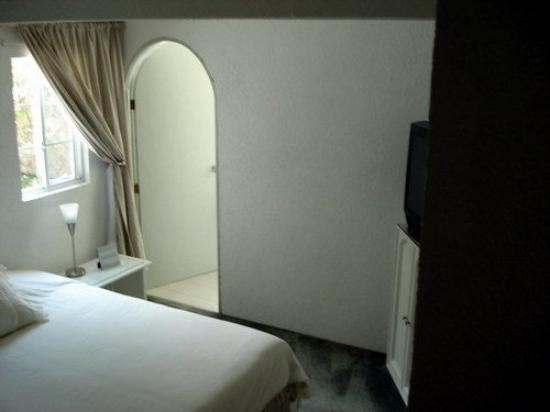 Del Angel Hotel : Guest Room