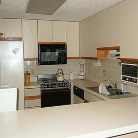 Springs Towers: Kitchen (Small )