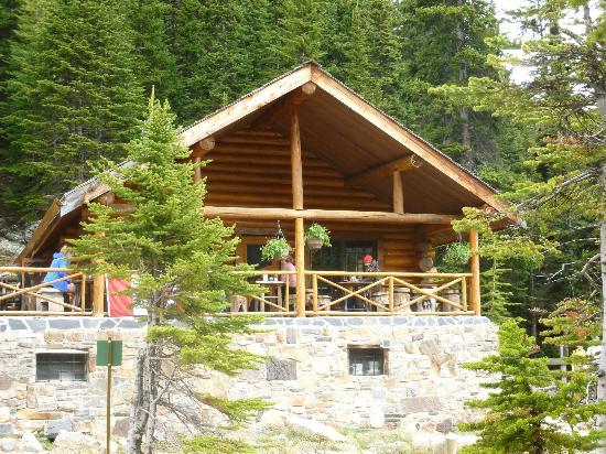 Lake Louise, Kanada: Lake Agnes Tea House