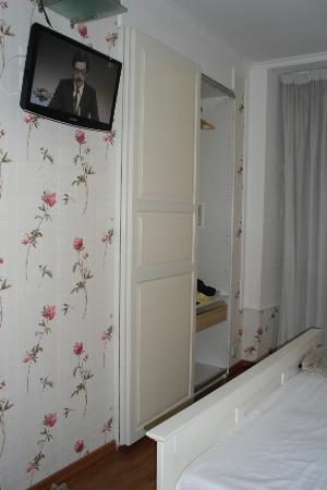 Residenza Echia: Dettagli camera 2B