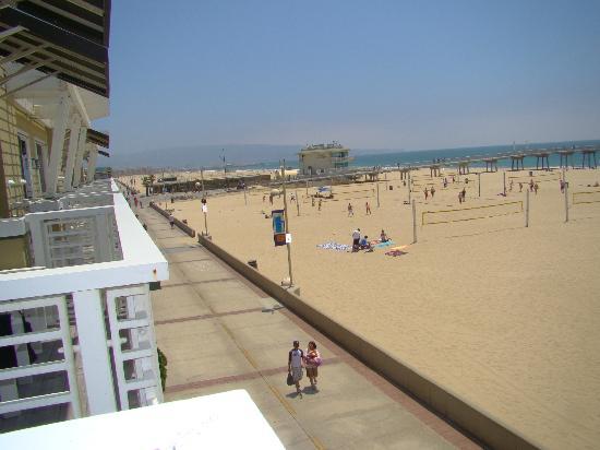 Beach House Hotel Hermosa Beach: view