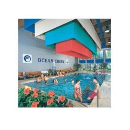 Ocean Creek by Palmetto Vacation Rentals: Indoor Pool