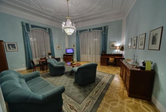Royal Residence Ungelt: Imperial Suite