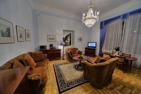Royal Residence Ungelt: Deluxe Suite