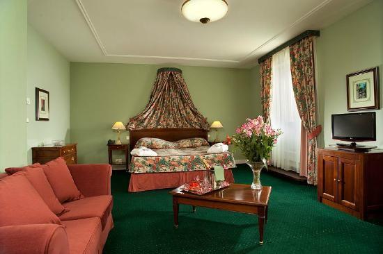 Hotel Liberty: Deluxe room