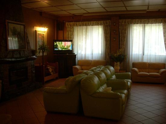 Hotel Bamby : il salone