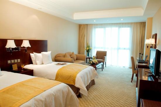 Schonbrunn Hotel Beijing : Guest Room