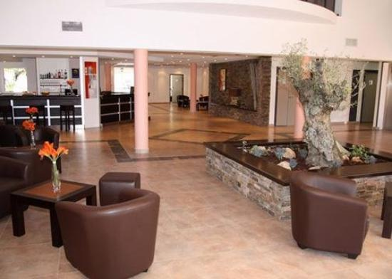 Comfort Hotel Marseille Nord Aix : Lobby