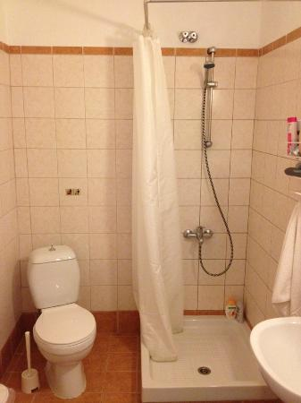 Triton Apartments: Bathroom