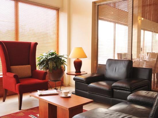 Protea Hotel Asokoro: Lounge