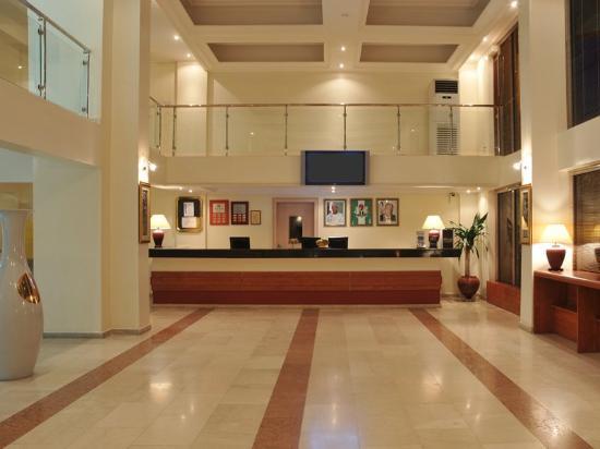 Protea Hotel Asokoro: Reception
