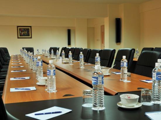Protea Hotel Asokoro: Conference Room