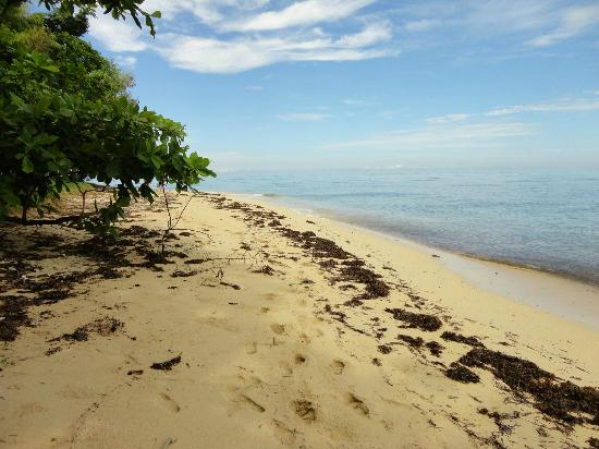 Candelaria, Philippines: the sand