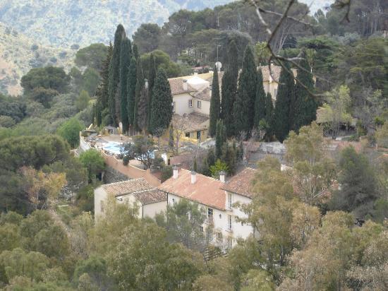 Hotel Cortijo la Reina: the property
