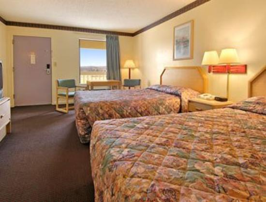 Days Inn Decatur Southeast: Guest Room