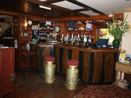 The New Forest Inn: The Bar