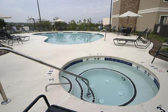 Staybridge Suites : Warm up in our Whirlpool while in Myrtle Beach!