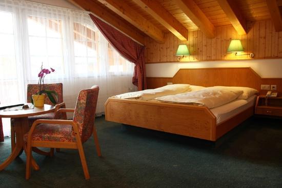 Hotel Cheminée: Doppelzimmer Superior
