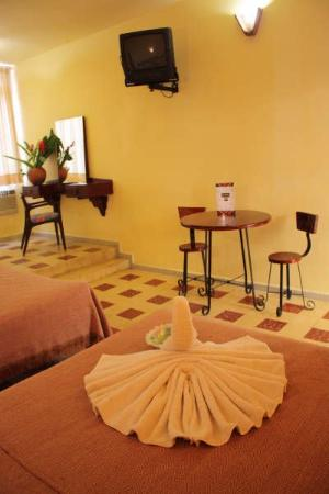 Hotel Palenque: Guest Room