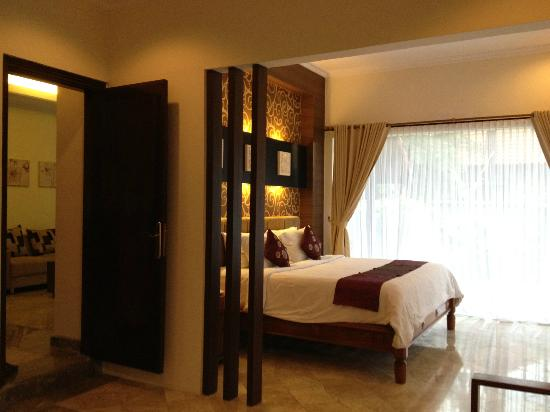 The Club Villas: bedroom