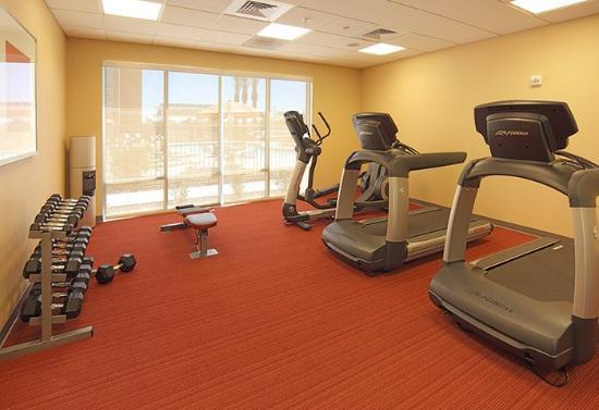 Hyatt Place Phoenix/Mesa : Fitness Center
