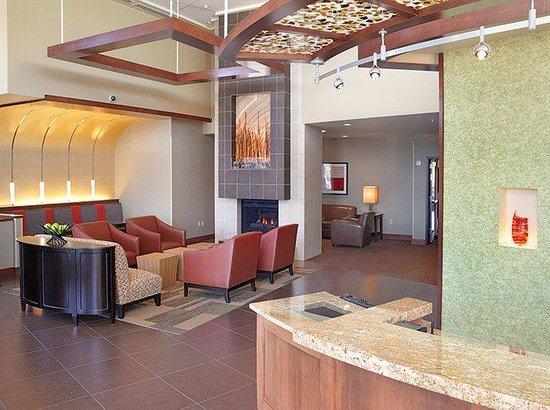 Hyatt Place Phoenix/Mesa : Gallery Great Room - Lobby