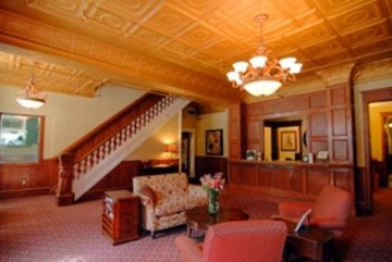 Archer House River Inn: Lobby