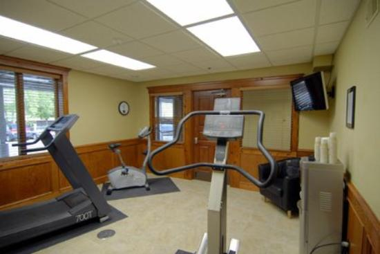 Archer House River Inn: Archer House Exercise Roomw