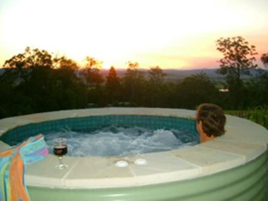 Wallaby Ridge Retreat: Spa