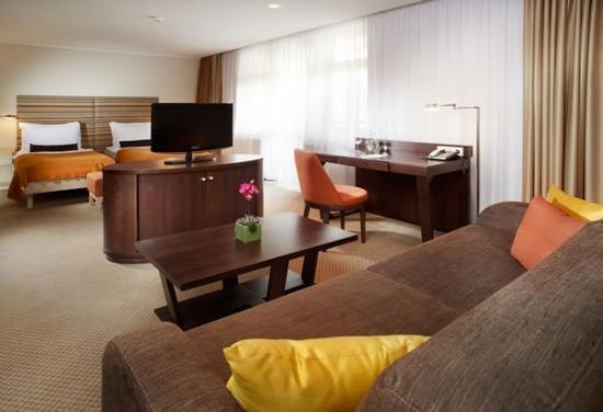 Alwyn: Deluxe Guest Room