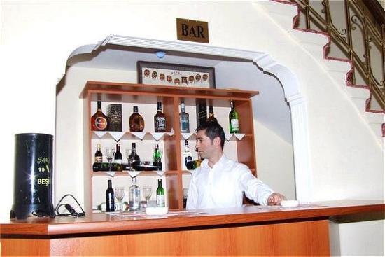Meddusa Hotel: Bar
