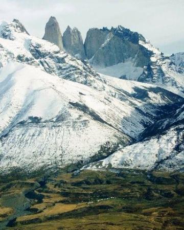 Las Torres Patagonia: Exterior View