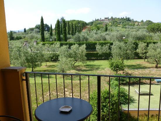 Hotel Villa Cappugi: vista desde la habitación