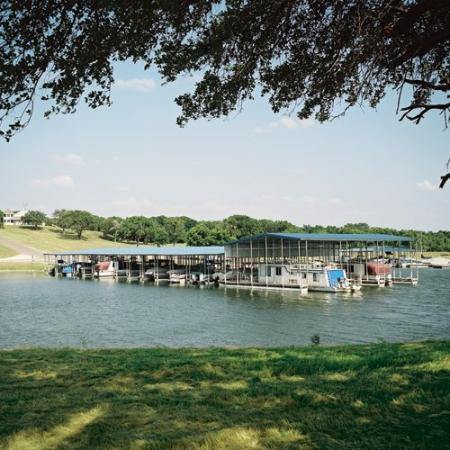 White Bluff Resort: White Bluff Marina