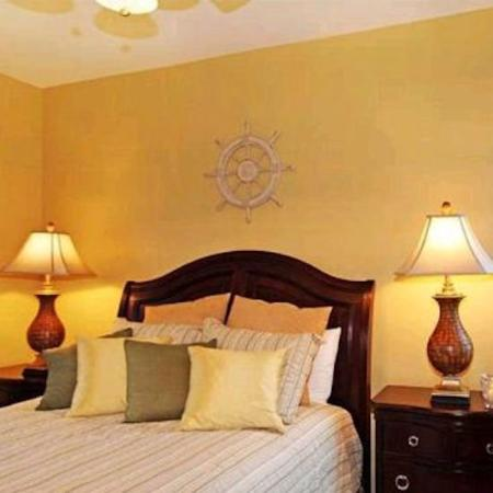 Beau View: Guest Bedroom