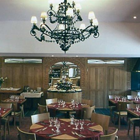 Hôtel Le M Honfleur: Restaurant