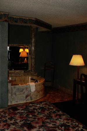 Executive Inn & Suites: Guest Room