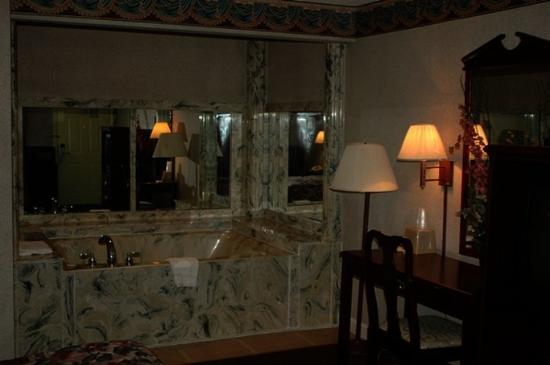 Executive Inn & Suites: Photo Suite With Of Full Jacuzzi