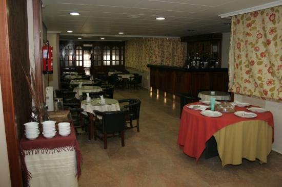 Francabel Hotel: Salon Desayunos