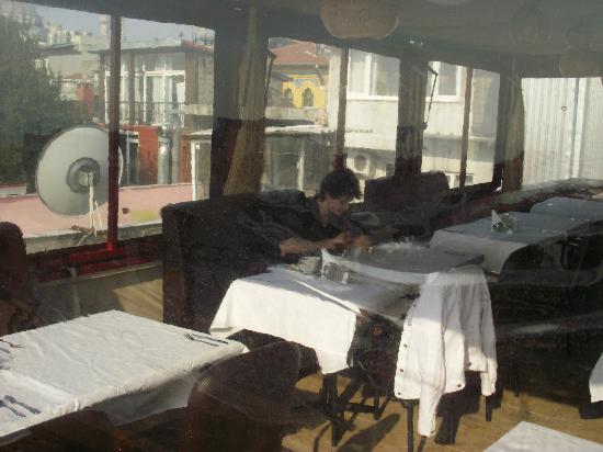 Star Hotel Istanbul: Breakfast room
