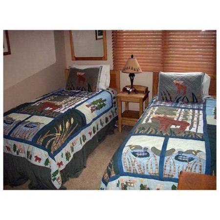 Iron Horse Resort: Bedroom