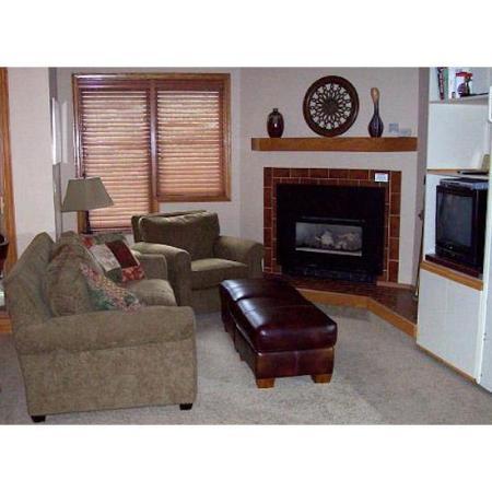 Iron Horse Resort: Living Room
