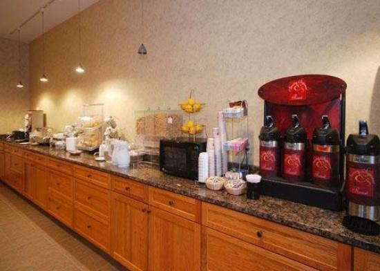 Comfort Suites Anchorage International Airport: Restaurant
