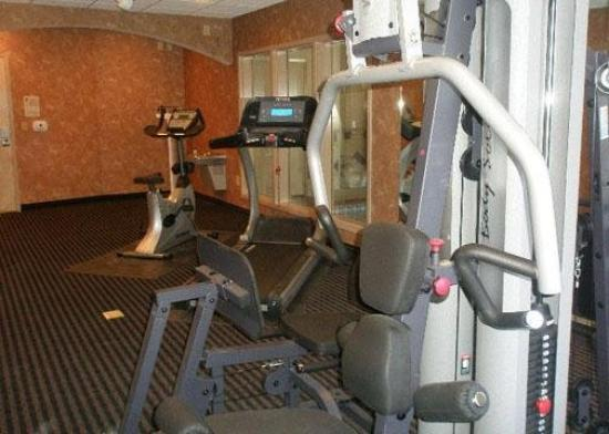 Comfort Suites Smyrna: Health Club