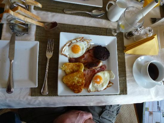 Coppice House: Great Breakfast