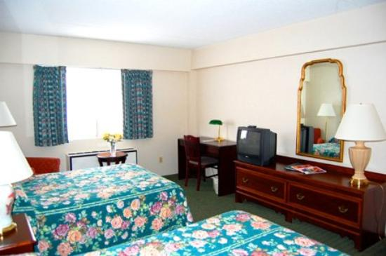 The Landmark Inn: Standard Room - Two Doubles