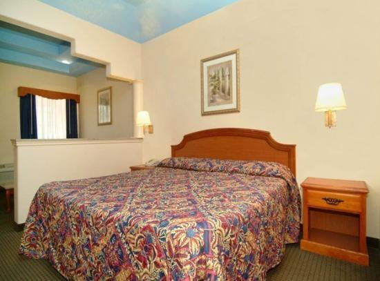 Regency Inn & Suites : Guest Room