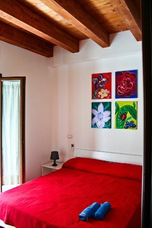 Casa vacanze La Cattedrale: Camera da letto